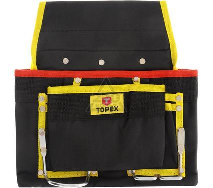 Сумка поясная для инструмента TOPEX 79R432