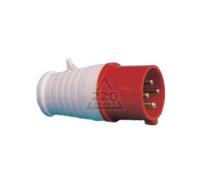 Вилка кабельная IEK 14 3P+PE