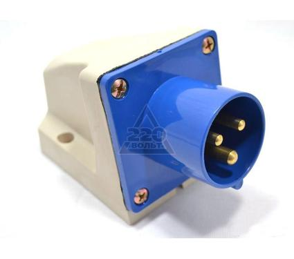 Вилка кабельная IEK 523 2P+PE
