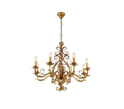 Люстра ARTE LAMP A7202LM-8GA
