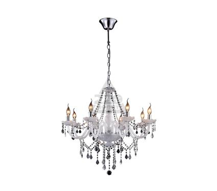 Люстра ARTE LAMP A8609LM-8WH