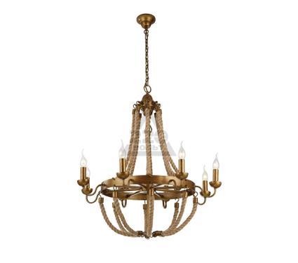 Люстра ARTE LAMP A8957LM-8BZ