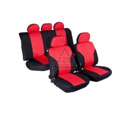 Чехол на сиденье SENATOR Jacquard Maine Red