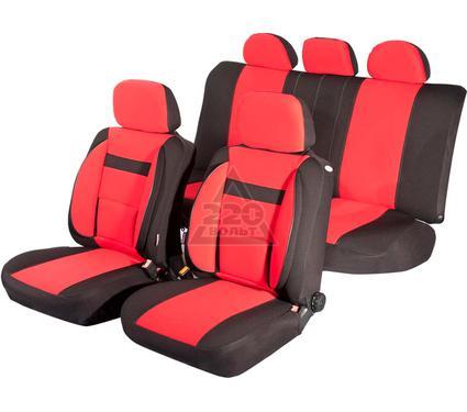 Чехол на сиденье SENATOR Jacquard Nebraska Red
