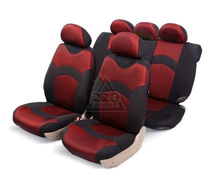 Чехол на сиденье SENATOR Revolution полный Red