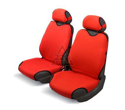 Чехол на сиденье SENATOR Sprint передний Red