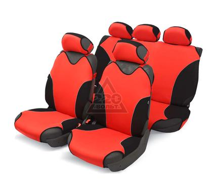 Чехол на сиденье SENATOR Turbo полный Red