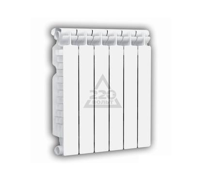 Радиатор алюминиевый ONNLINE ULTRA C 500/6