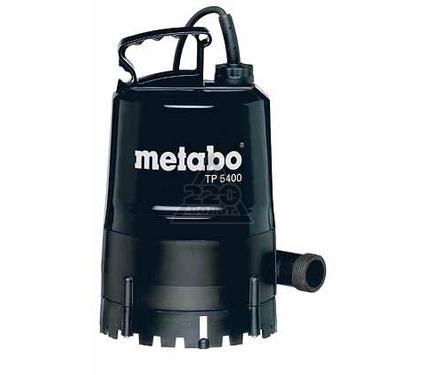 Насос METABO TP 5400 погружной для чистой воды