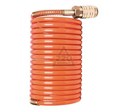 Шланг AWELCO 035-295 (для компрессора)  5м, спиральный