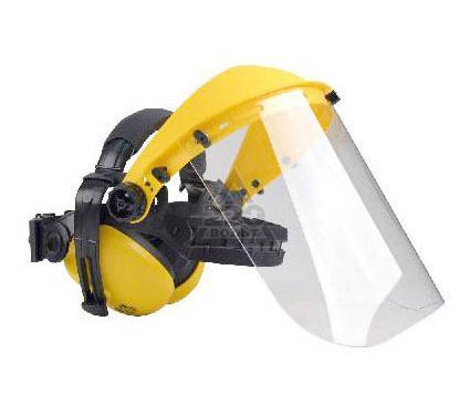 Щиток защитный лицевой с наушниками OREGON 515062