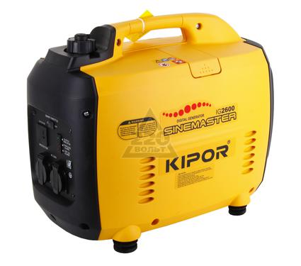 Бензиновый инверторный генератор KIPOR IG 2600