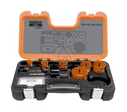 Набор коронок BAHCO 3834-SET-72