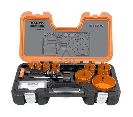 Набор коронок BAHCO 3834-SET-92
