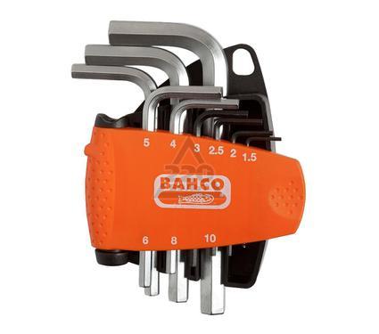 Набор шестигранных ключей BAHCO Набор BE-9778