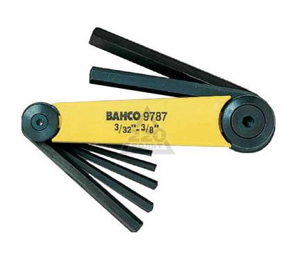 Набор шестигранных ключей BAHCO Набор BE-9787