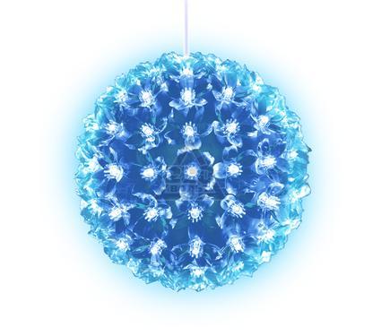 Фигура новогодняя UNIEL ULD-H1515-100/DTA BLUE IP20 SAKURA BALL