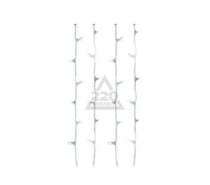 Гирлянда-занавес светодиодный UNIEL ULD-C2030-240/DTA WHITE IP20