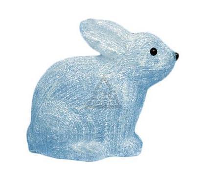 Светодиодная фигура новогодняя UNIEL ULD-M2724-032/STA IP20 Белый кролик