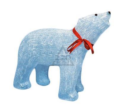 Новогодняя световая фигура UNIEL ULD-M6048-120/STA WHITE IP20 Белый медведь 1