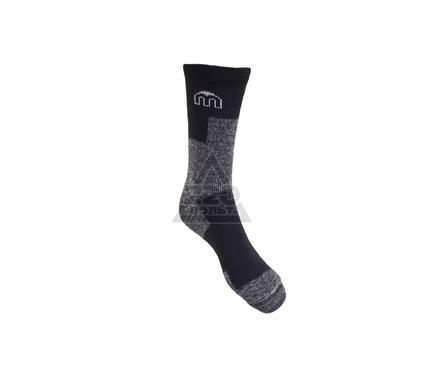 Носки для беговых лыж MICO X-Country sock in polypropylene+wool цвет: 007 nero