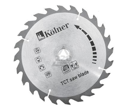 Круг пильный твердосплавный KOLNER