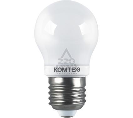 Лампа светодиодная КОМТЕХ СДЛ-Ш45-5-220-827-300-Е27