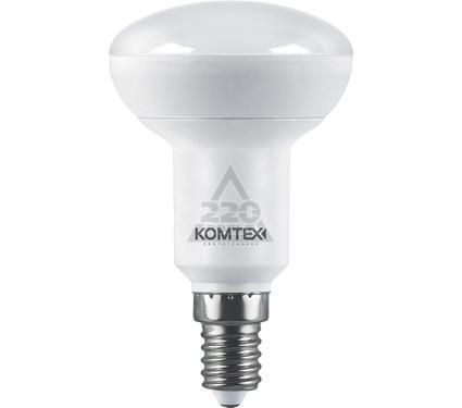 Лампа светодиодная КОМТЕХ СДЛ-ЗК50-6-220-827-120-Е14