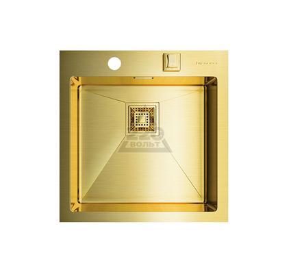 Мойка кухонная OMOIKIRI Akisame 46-LG - Светлое золото