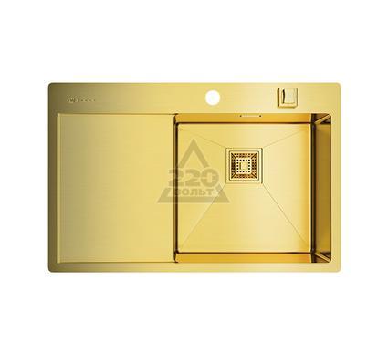 Мойка кухонная OMOIKIRI Akisame 78-LG-R - Светлое золото