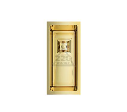Мойка кухонная OMOIKIRI Akisame 20-U-LG - Светлое золото