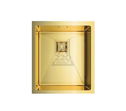 Мойка кухонная OMOIKIRI Akisame 38-U-LG - Светлое золото