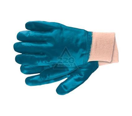 Перчатки нитриловые СИБРТЕХ 67756