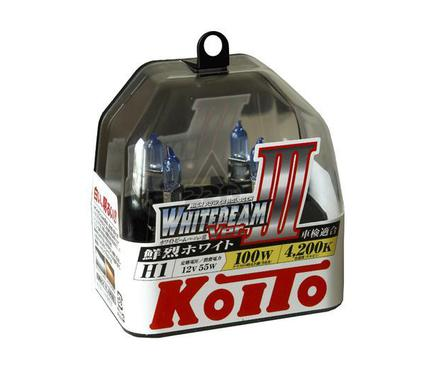 Лампа автомобильная KOITO P0751W
