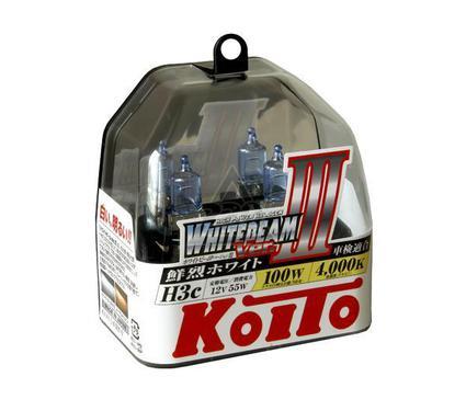 Лампа автомобильная KOITO P0753W