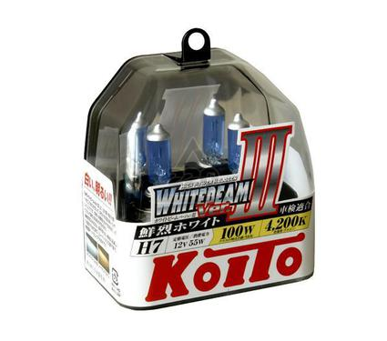 Лампа автомобильная KOITO P0755W