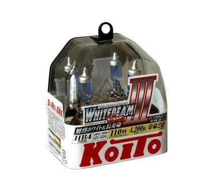 Лампа автомобильная KOITO P0757W
