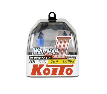 Лампа автомобильная KOITO P0758W
