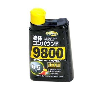 Полироль SOFT99 9145