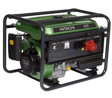 Бензиновый генератор HITACHI E57S(3P)