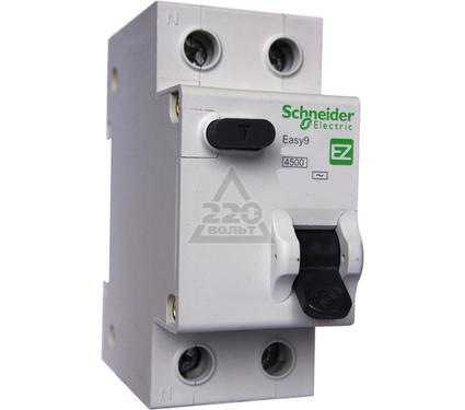 Диф. автомат SCHNEIDER ELECTRIC EASY9 АВДТ 1П+Н 10А 30мА C AC