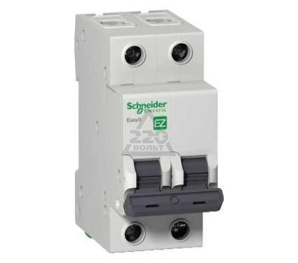 Автомат SCHNEIDER ELECTRIC EASY9 ВА 2П 25А C 4.5кА
