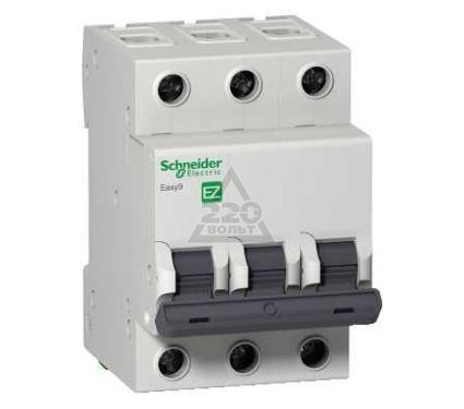 Автомат SCHNEIDER ELECTRIC EASY9 ВА 3П 25А C 4.5кА