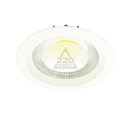 Светильник встраиваемый ARTE LAMP UOVO A6420pl-1wh