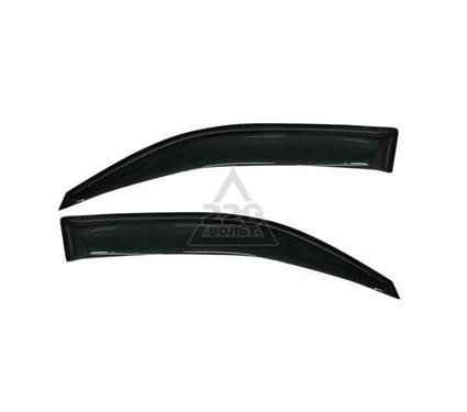 Дефлектор SKYLINE Mazda 6 (chrome molding) 08- HB