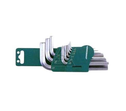 Набор шестигранных ключей JONNESWAY H01SM109S