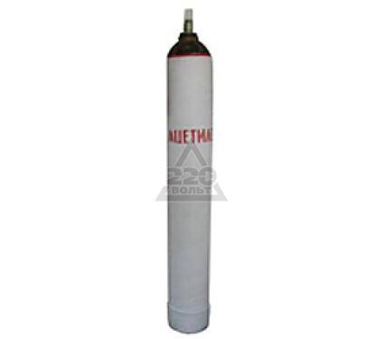 Баллон БАРС ацетиленовый 40 л  (п/а, пустой)