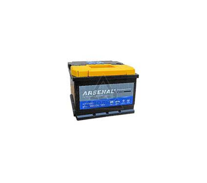 Аккумулятор Batt ARSENAL Premium 061а/ч(L+),560А