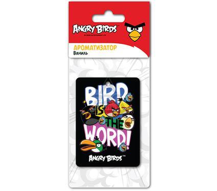 Ароматизатор ANGRY BIRDS BIRD IN THE WORD