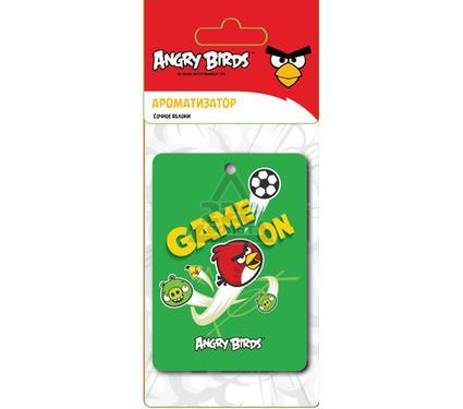 Ароматизатор ANGRY BIRDS FOOTBALL